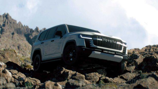 Toyota забрани препродажбата на новия Land Cruiser
