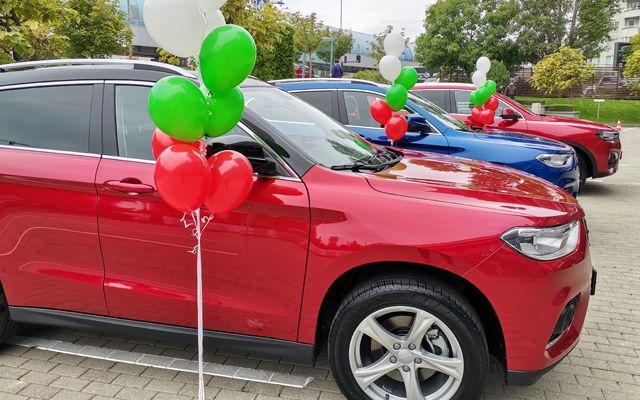 А ето какви автомобили получиха българските олимпийски медалисти - 3