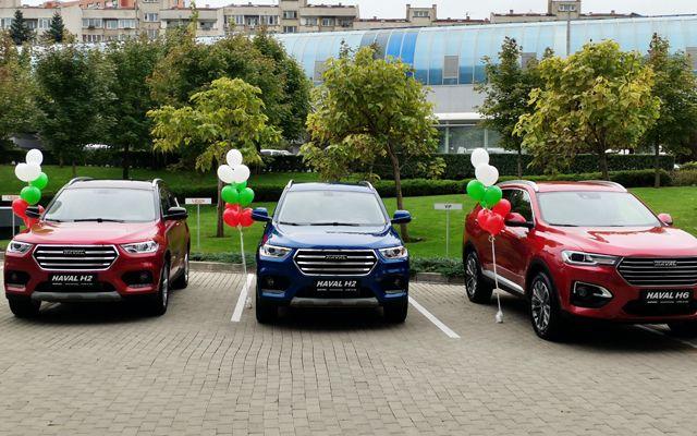 А ето какви автомобили получиха българските олимпийски медалисти - 2
