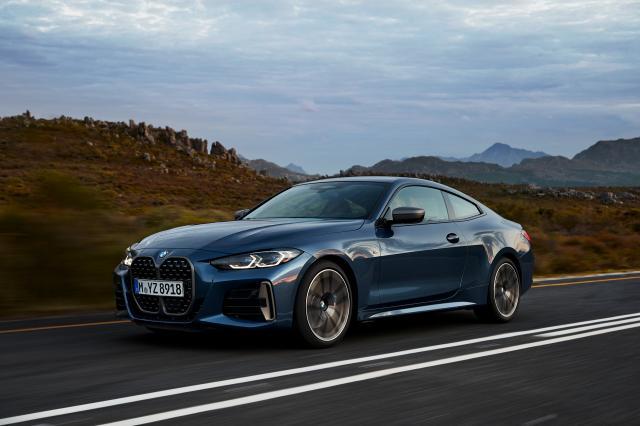 Новото купе на BMW шокира с очаквания си странен дизайн