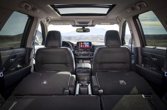 Осем места и V6: Nissan представи новия Pathfinder