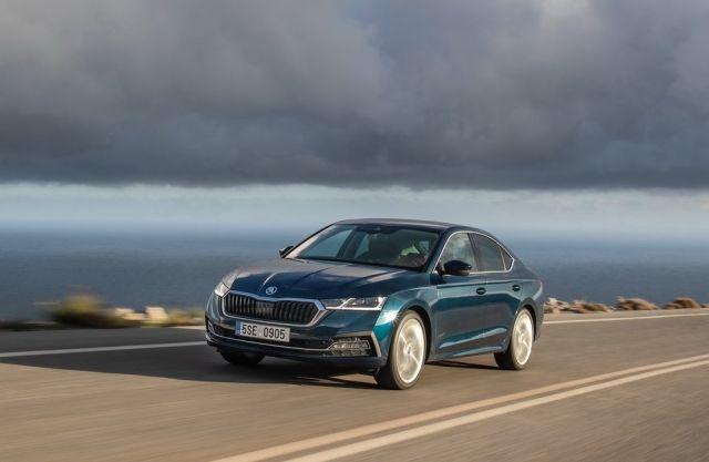 Най-продаваните коли в Европа за 2021 година