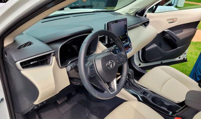 Това е Toyota Corolla Cross