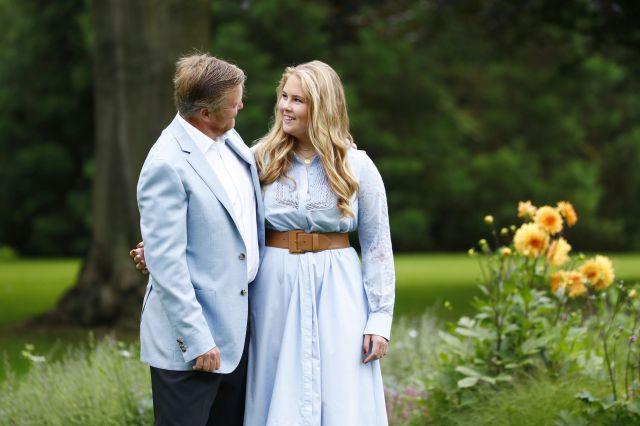 Нидерландската принцеса Амалия може да сключи брак с жена