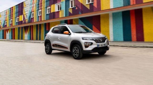 Dacia обяви цените за електрическия Spring в България