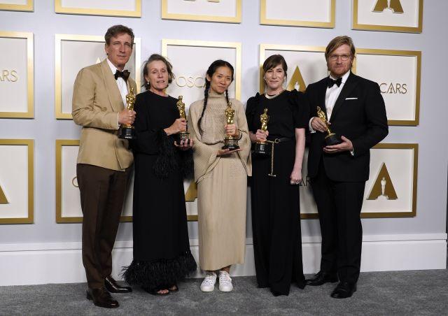 Големите победители на наградите