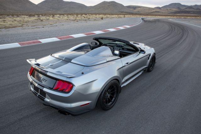 Най-мощният и бърз Ford Mustang