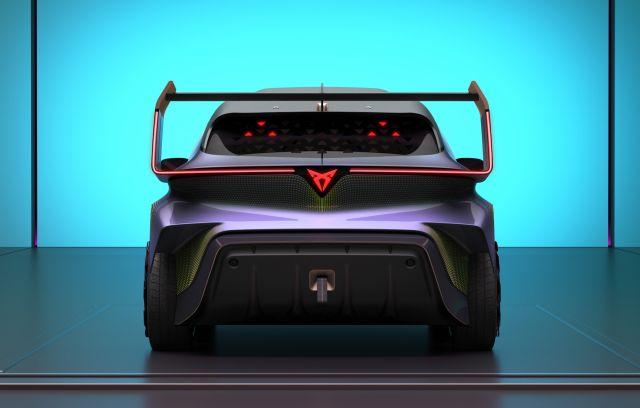Cupra представи градски автомобил със състезателни мотиви