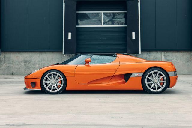 Един от най-бързите автомобили в света ще бъде продаден за 1 милион долара