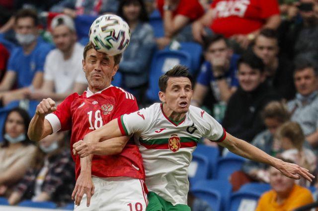 България загуби от Русия с дузпа в края
