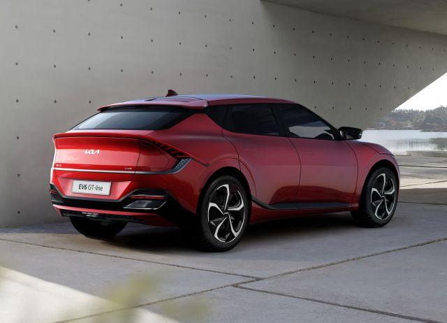 Над 21 хиляди поръчки за новата електрическа Kia