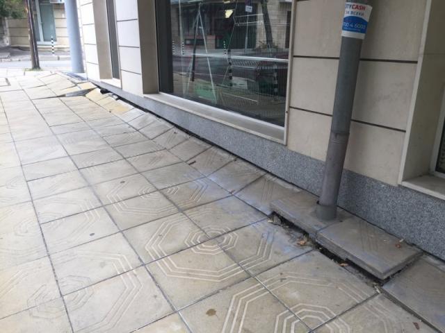 Пропадна жилищен блок в София (СНИМКИ)