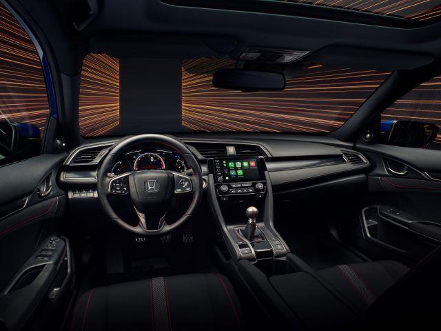 Запознайте се с Honda Civic Sport