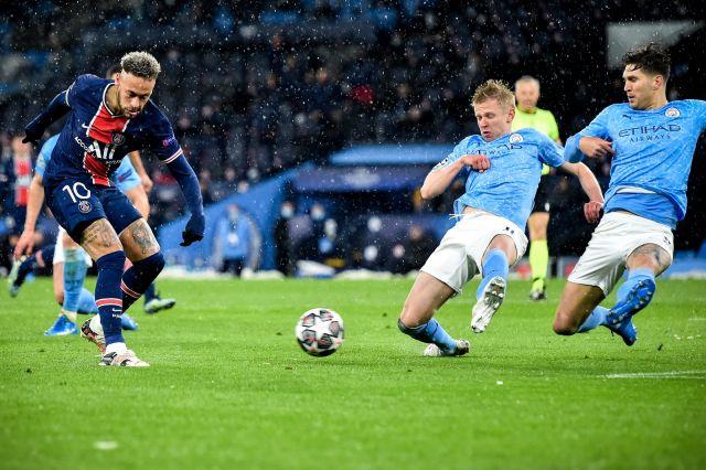 Манчестър Сити прегази ПСЖ и е на финал в Шампионската лига (ВИДЕО)