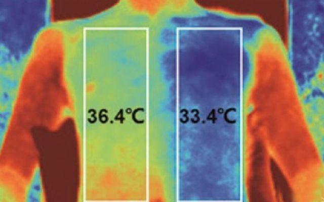 Тъкан, която предпазва човек в жегата