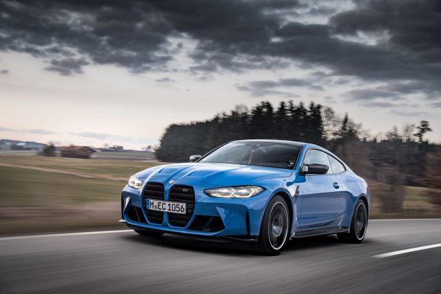 BMW M3 и M4 вече се предлагат с xDrive