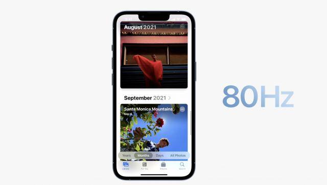 """Лъжа ли e честота на опресняване от 120 Hz при новите """"ябълкови"""" телефони? - 2"""