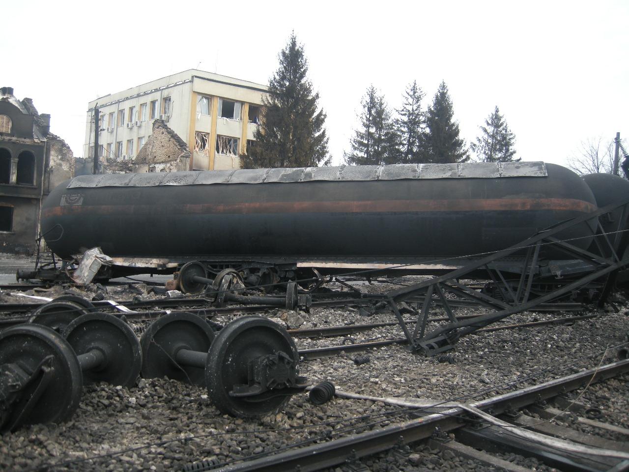 Ексклузивни кадри на опустошеното Хитрино (Видео) - 17