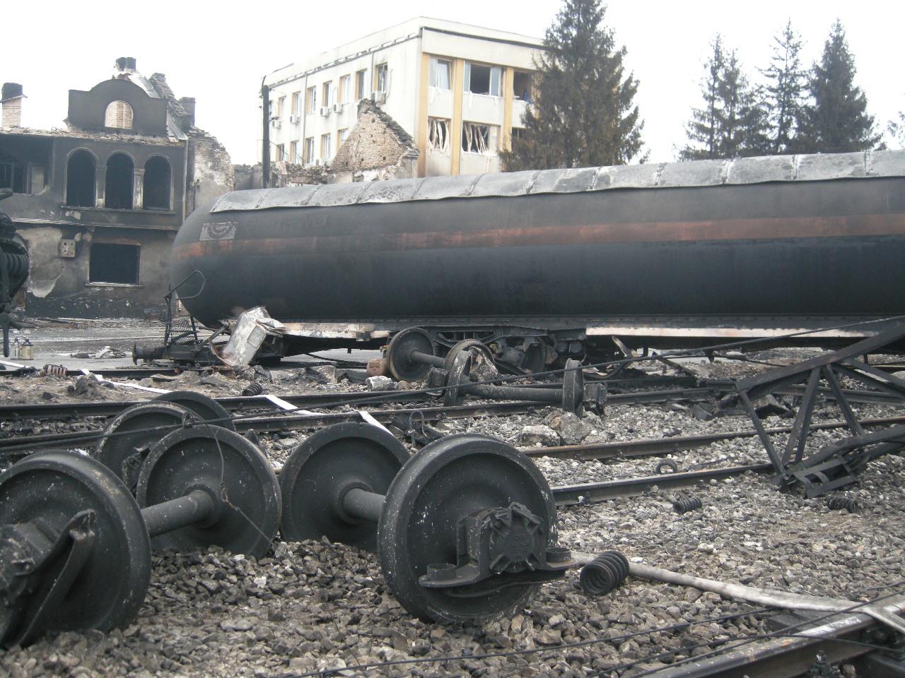 Ексклузивни кадри на опустошеното Хитрино (Видео) - 4