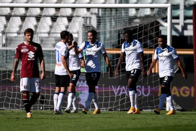 Аталанта стартира Серия А с много голове