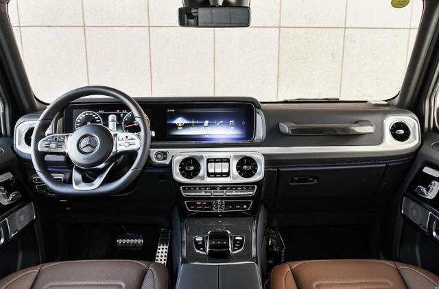 Mercedes започна продажбите на новата G-Klasse с двулитров двигател