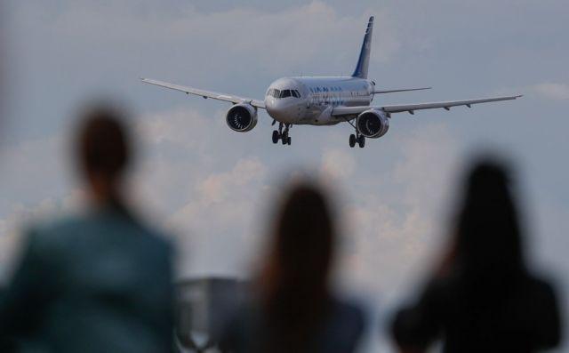 Най-новото в самолетостроенето (СНИМКИ)