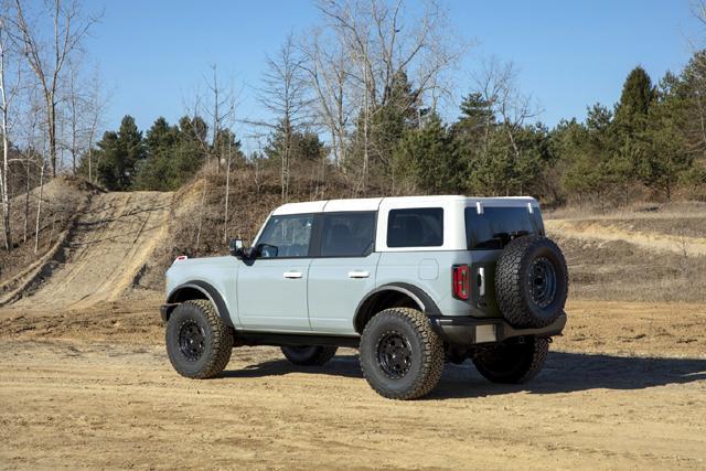Ford представи новото Bronco