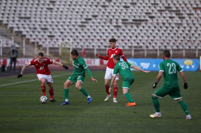 ЦСКА се класира на 1/2-финал за Купата с лекота (ВИДЕО)
