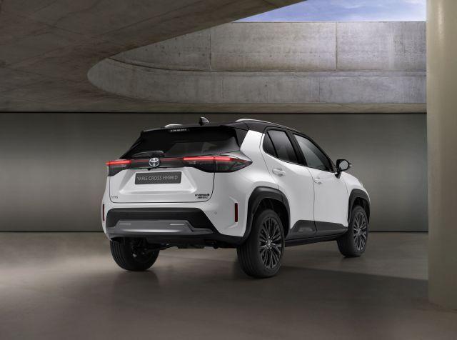 Toyota показа още една версия на Yaris