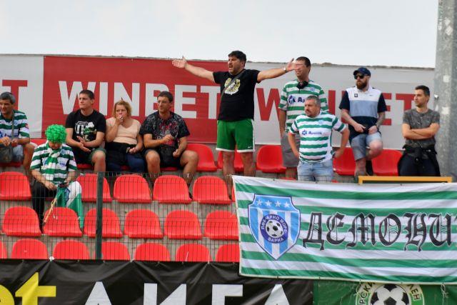Царско село и Черно море не се победиха на старта на сезон 2021/22г.
