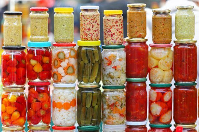Яжте ферментирали храни за здраве през зимата