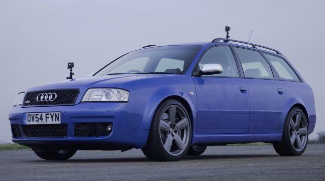 Как се справят различните Audi RS6 едно срещу друго?(ВИДЕО)