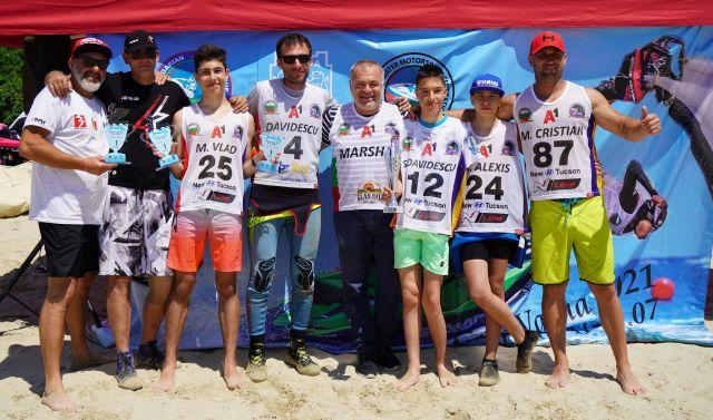 Българин спечели Балканската Джет Ски Купа