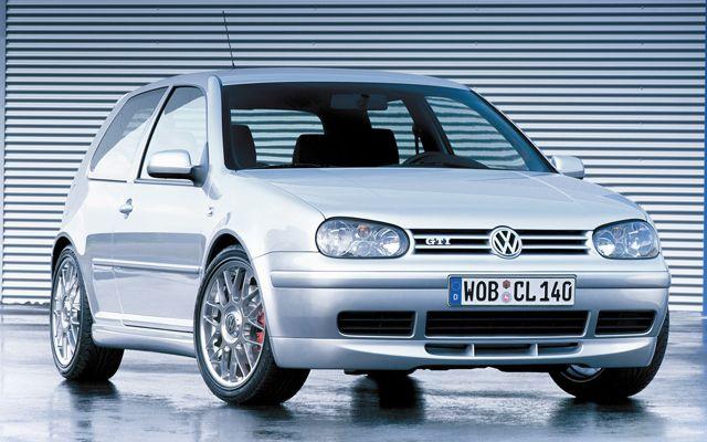 Как се променя VW Golf GTI през годините (ЧАСТ I)