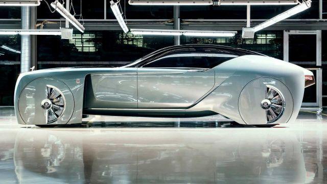 Rolls-Royce представя своя електромобил утре