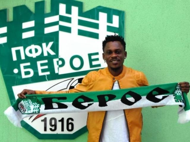 Берое освободи футболист с голяма заплата