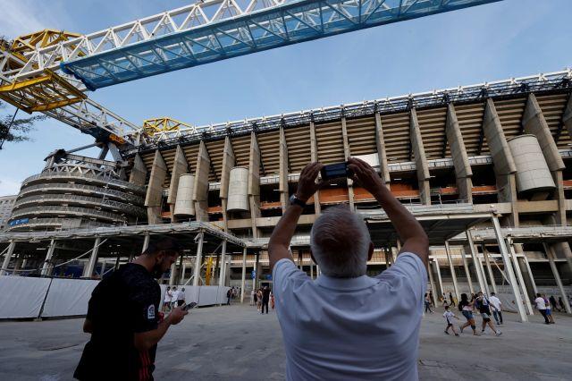 Реал Мадрид громи при завръщането на