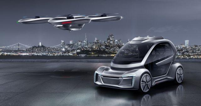 Porsche смята летящите автомобили за атрактивни, но скъпи