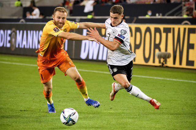 Германия громи с 6:0