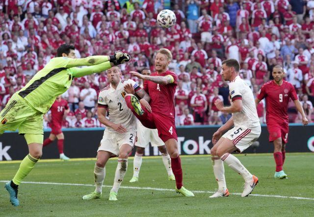 UEFA EURO 2020:  Кевин де Бройне