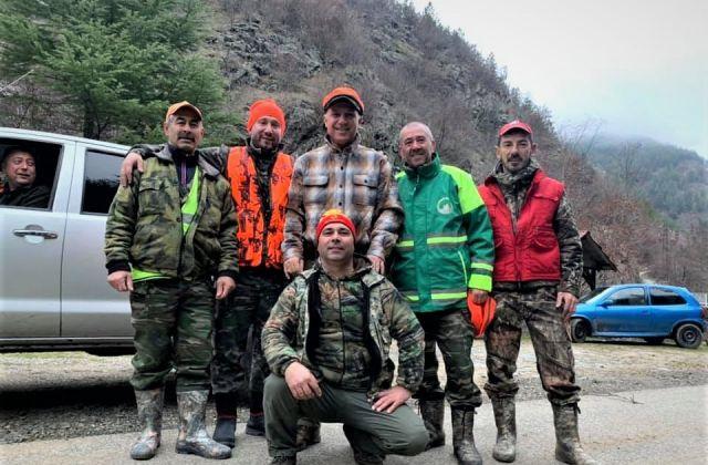 Христо Стоичков стреля по елени