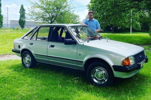 Продава се личната кола на принцеса Даяна