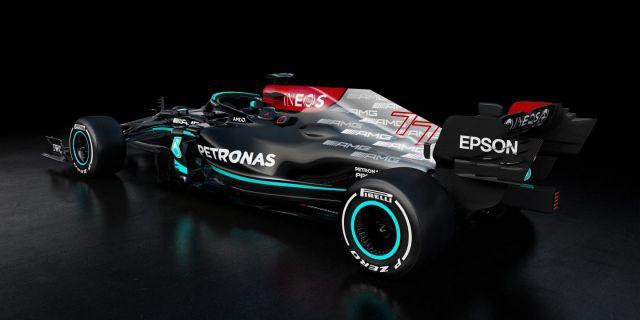 Всички ТТ данни за новия болид на Mercedes