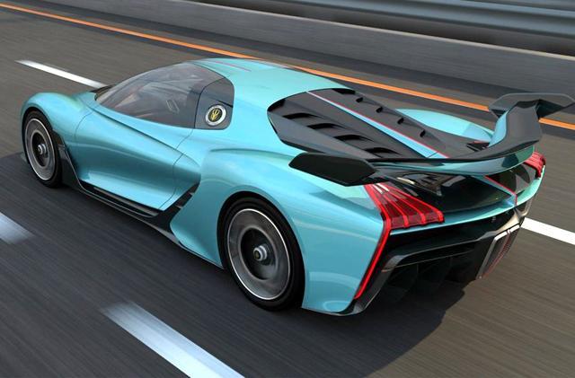 Обявиха цената на китайското Bugatti