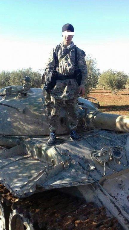 Обвинение за български джихадист, сражавал се в Сирия (СНИМКИ)