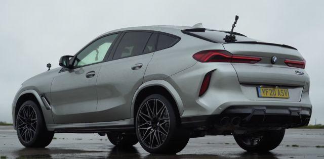 BMW X6 М Competition изненада Lamborghini Urus в драг надпревара (ВИДЕО)