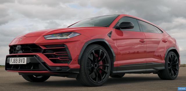 Кое е най-бързото SUV на пазара? (ВИДЕО)