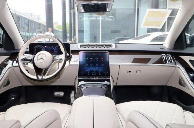 Новият Mercedes-Maybach S-Klasse вече с шест цилиндъра