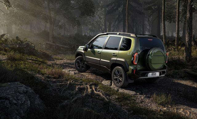 АвтоВАЗ стартира производството на новата Lada Niva Travel