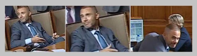 Вчера депутат от ГЕРБ се смя на битите хора. Днес цялата парламентарна група на ГЕРБ открито ни се подиграва